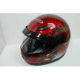 MOTO PRILBA SUNWAY KIDS BLACK SPIDERMAN (47-48CM)